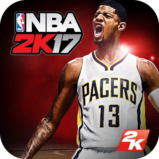 NBA 2K17 app for ipad