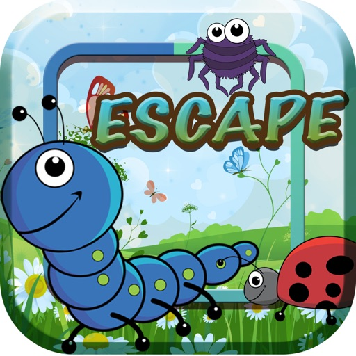Bugs Insect & Flying Garden Escape From Spider iOS App