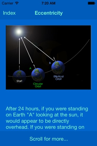 Analemma screenshot 2