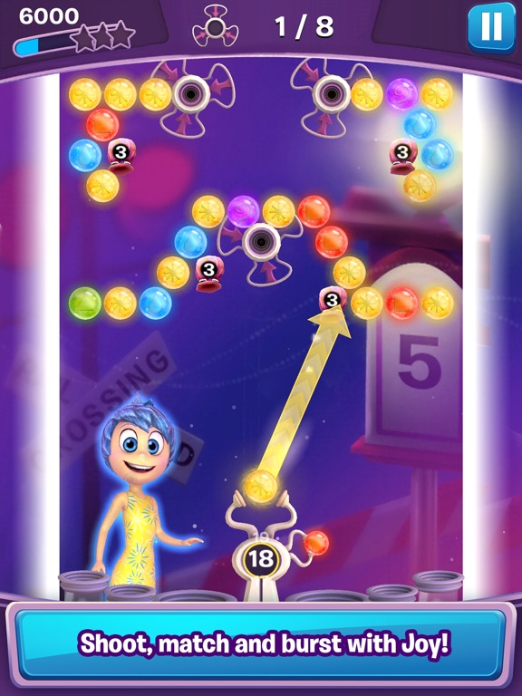 Screenshot #3 for Inside Out Thought Bubbles