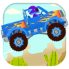 Monster Truck Driver - Simulator Games For Kids