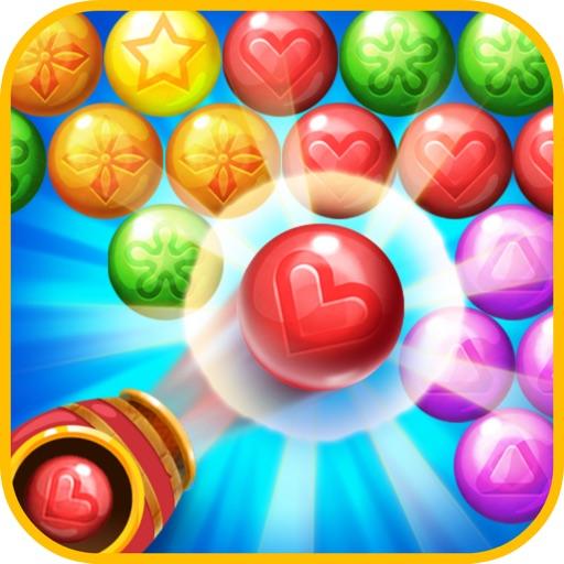 Crazy Bubble Crush Classic iOS App