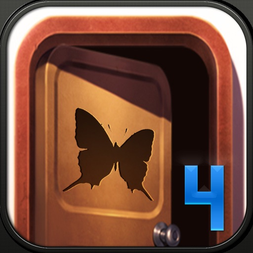 Room : The mystery of Butterfly 4 iOS App