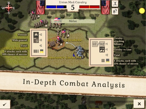 Civil War: Pea Ridge Screenshot