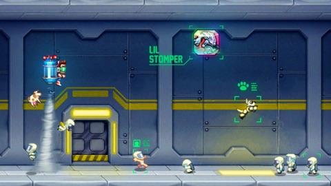 Screenshot #12 for Jetpack Joyride