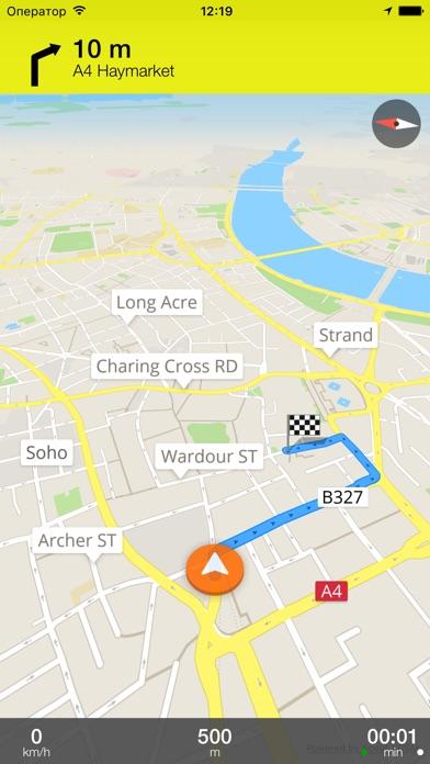 Равенна Оффлайн Карта иСкриншоты 1