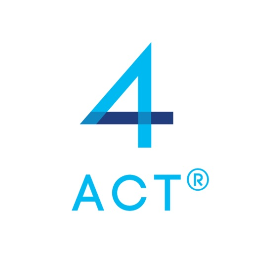 ACT Prep by Ready4 App Icon