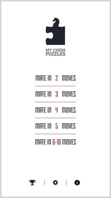 My Chess Puzzles Screenshot