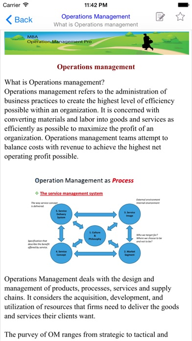 efficient and effective organizational operations will