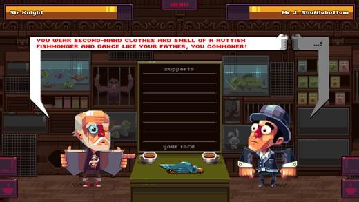 Oh...Sir! The Insult Simulator Screenshot