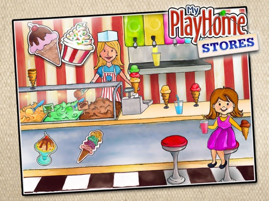 My PlayHome Stores Screenshots