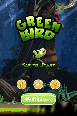 Green Bird screenshot 1