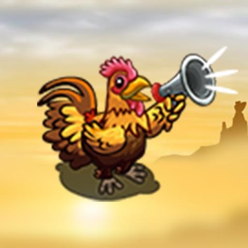 Rooster Sunrise Alarm