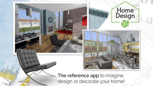 design home furniture. iPhone Screenshot 1 Home Design 3D  Free on the App Store