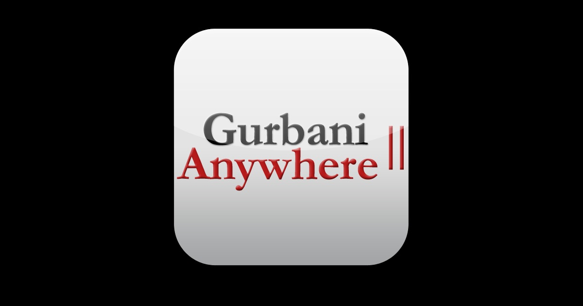 gurbani anywhere for windows mobile