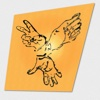 Rock Paper Scissors Board (RPS Board) AKA Scissors Paper Stone Board bulletin board systems