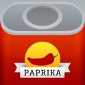 Paprika : Gestionnaire de Recettes icon