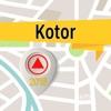 Kotor 離線地圖導航和指南