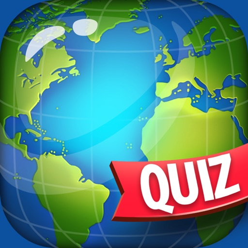 Geography Quiz – World Countries Test Trivia Games iOS App