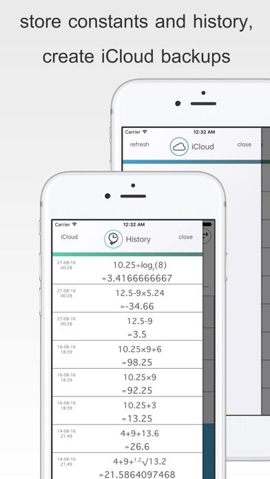 бесплатный Калькулятор S Скриншоты5