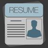Fácil Curriculum : Bolsillo Gerente Escribir CV