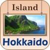 Hokkaido Island Offline Map Tourism Map Guide okinawa island map