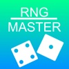 RNG Master - randomly generate numbers, roll dice, and more!