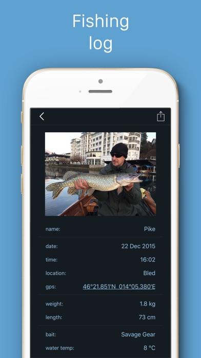 Fishing Calendar Lt Best Fishing Bite Times review screenshots