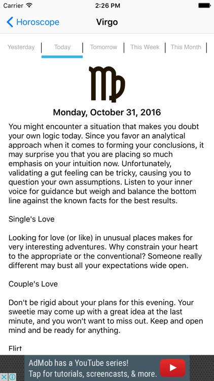 My Love Horoscope Daily Quotes Compatibility By Maria Dobretskaya