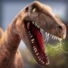 дино парк . юрский динозавров гонки в чудес