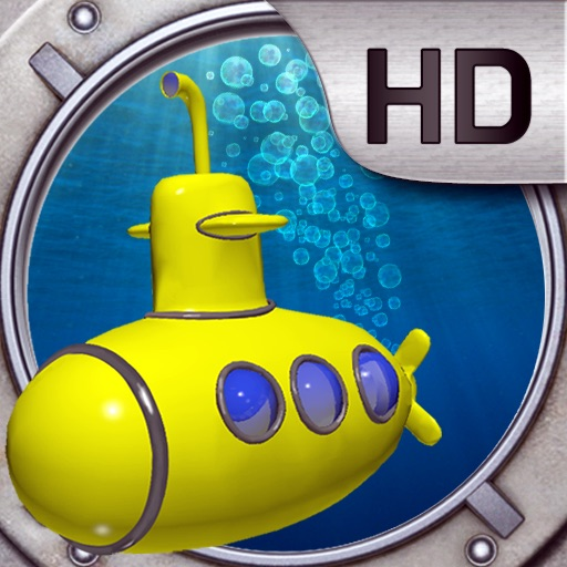 黄色潜艇的海底探险:Yellow Submarine Undersea Adventure