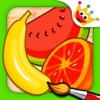 The Greengrocer - Coloring and Puzzles for Kids