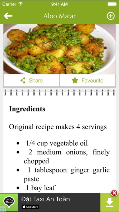 Indian food recipes best cooking tips ideas on the app store iphone screenshot 3 forumfinder Images