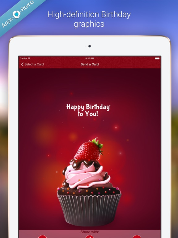 Birthday Cards for Friends on the App Store – Birthday Card with Picture