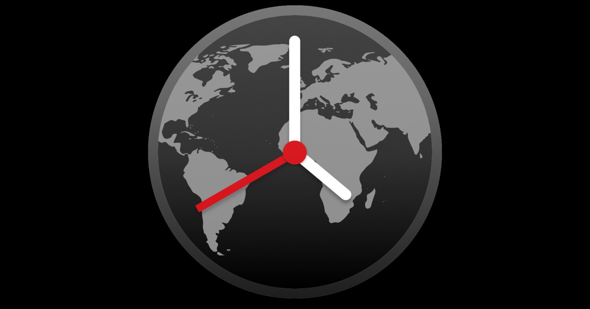 The Best World Clock On The Mac App Store – Dibujos Para Colorear