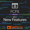 FCPX 10.3 New Features Aplicaciones gratuito para iPhone / iPad