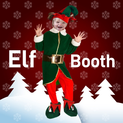 Dancing Elf Booth for Christmas - Xmas Magic Elves