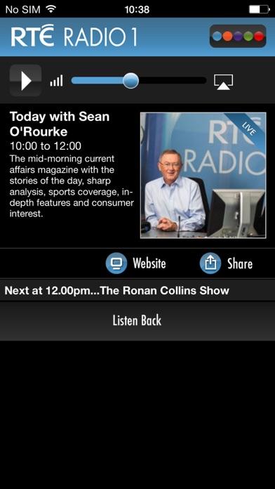 RTE Radio 1 - Live Online Radio