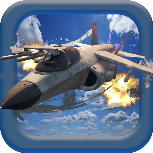 Aircraft Burning Combat : Sky Only iOS App