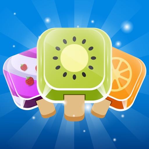 Lollipop Ice Cream: Sweet Candy Match Story iOS App