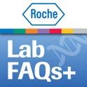 Roche LabFAQs+ icon