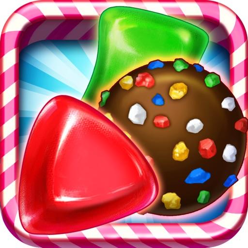 Amazing Candy Matching HD iOS App