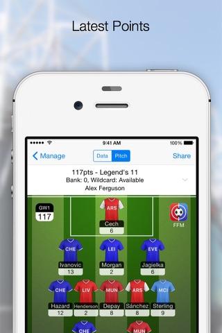 Fantasy Football Manager FPL screenshot 2