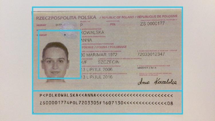 MRZ Passport Scanner With LEADTOOLS SDK