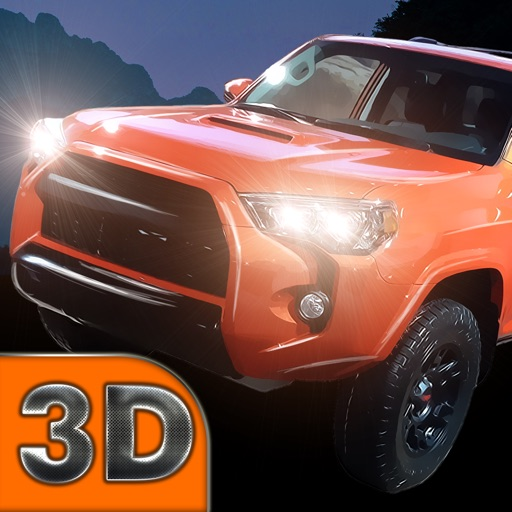 Night Ride: Offroad SUV 3D Full