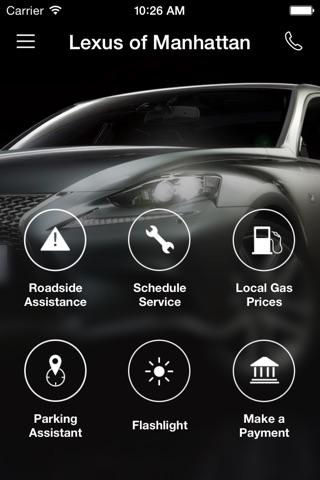 Lexus of Manhattan DealerApp screenshot 1