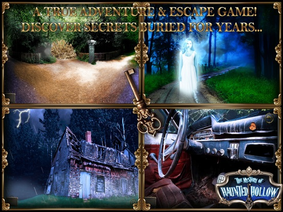 Screenshot #4 for Mystery of Haunted Hollow: Point Click Escape Game