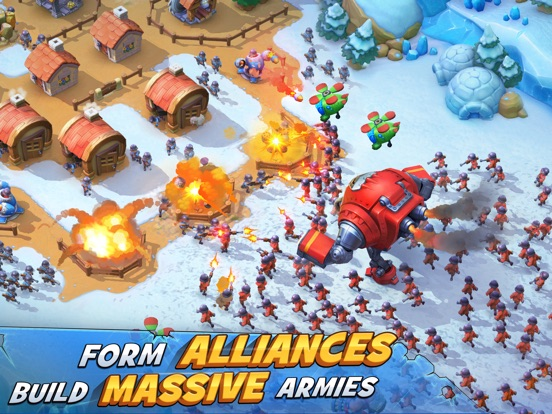 Fieldrunners Attack! для iPad