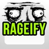 Rageify: A Rage Troll Face Booth with a New Photo Editor & Trollolol Meme Generator for Instagram