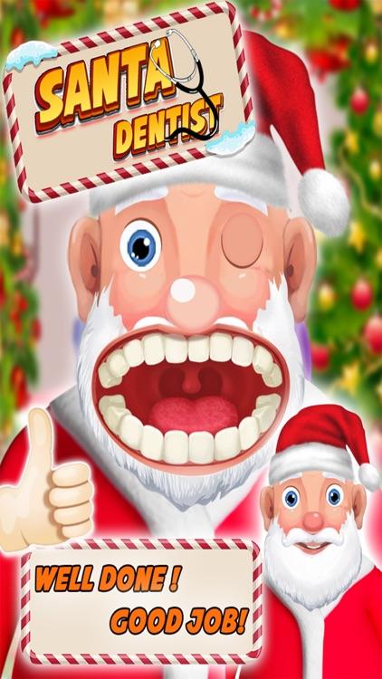 Santa Dentist Doctor Games for kids & teens by Pratik Parmar